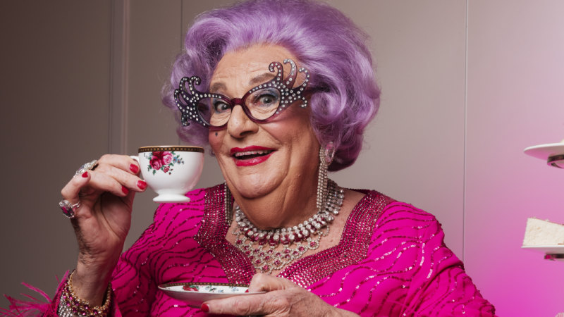 Dame Edna interview about My Gorgeous Life national tour