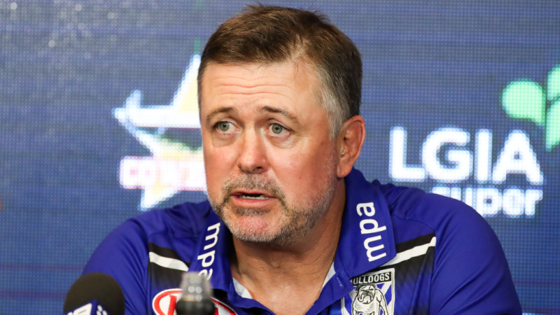 Dean Pay Sees An Nrl Finals Return For Bulldogs In 2019