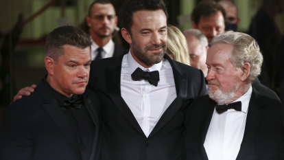 Hunting goodwill? Damon and Affleck together again for The Last Duel