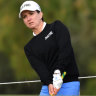 Webb among pacesetters at Australian Open