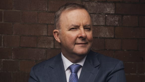 Anthony Albanese lays out his vision for Labor in a Gough Whitlam-inspired call to arms
