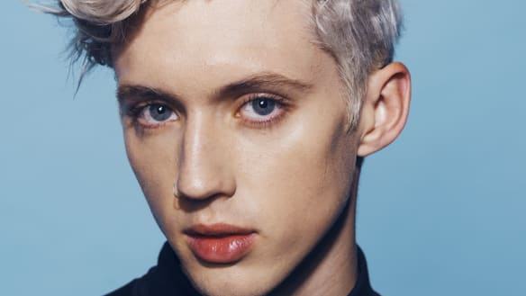 Perth star Troye Sivan's song nominated for Golden Globe