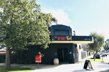 The Wine Thief in West Leederville had issues with the Town of Cambridge for its coffee arm, The Coffee Thief.