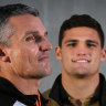 Penrith confirm Ivan Cleary's appointment to join son Nathan at club
