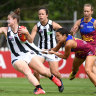 Pies women go from tears to cheers after AFL miscommunication