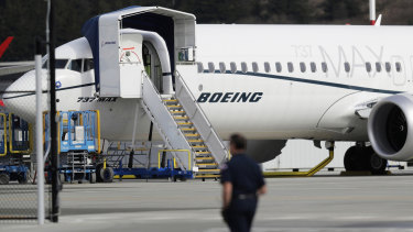 Boeing was already in serious financial trouble before the coronavirus hit.