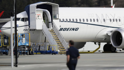Boeing customer says 'damaged' MAX brand should be dropped