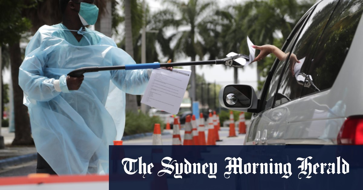 Coronavirus updates LIVE: Victoria records 627 new COVID-19 cases eight deaths as aged care crisis continues; QLD border to close to Greater Sydney as Australian death toll jumps to 196 – The Sydney Morning Herald