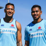 'Divided loyalties': John Folau granted immediate release from Waratahs
