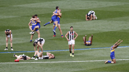 AFL Grand Final rematch: why West Coast have no right to win it