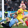 Five key moments from the A-League grand final