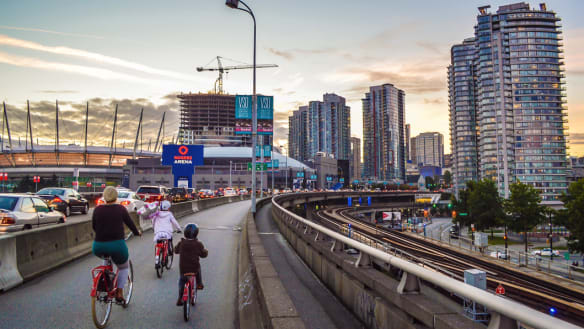 Bike city, great city: How Vancouver can inspire a better Perth