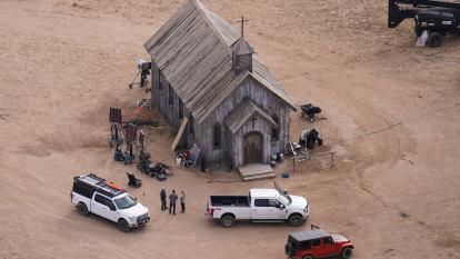Sheriff says Alec Baldwin's gun shot live lead round on New Mexico set