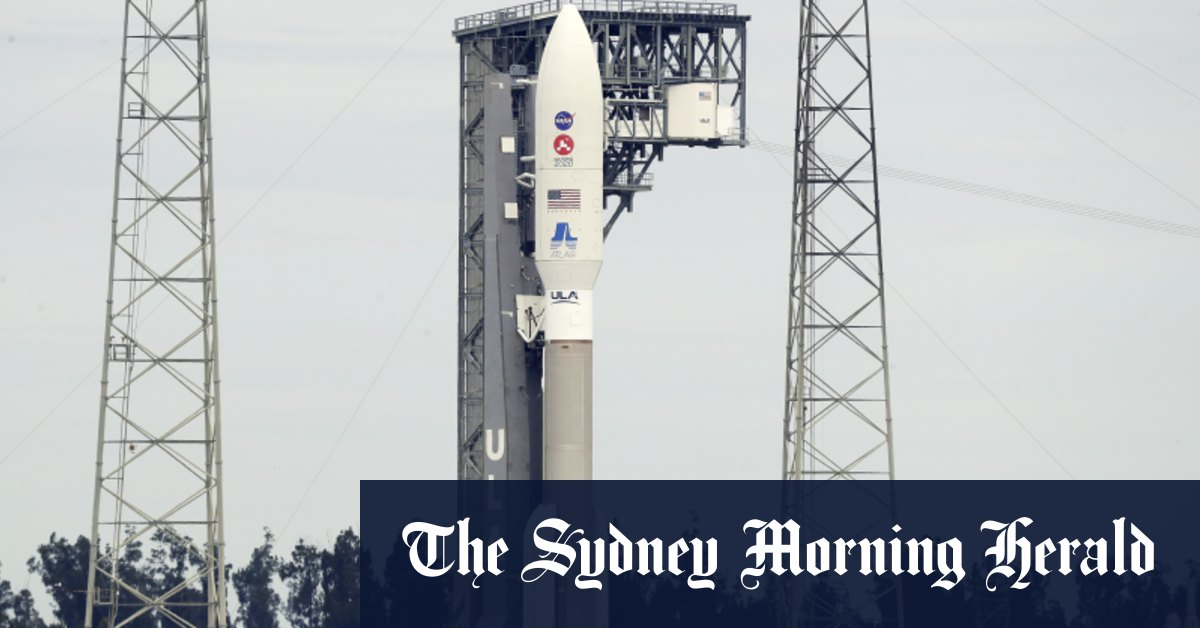 NASA's most elaborate life-hunting Mars rover ready for liftoff – Sydney Morning Herald