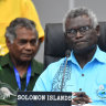 US reconsiders aid to Solomon Islands after Taiwan ties cut