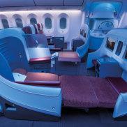 LATAM premium business class 787-8