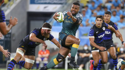 Skill, smarts and power: Why Samu Kerevi is the world's best midfielder