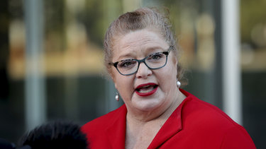 It's back to school or face the penalties, says WA Education Minister Sue Ellery.