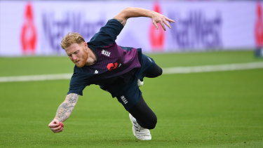 England's Ben Stokes is one of the big drawcards in world cricket.