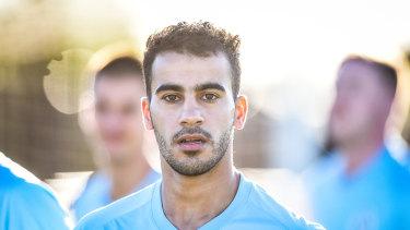Refugee footballer Hakeem al-Araibi was held in a Thai prison for 77 days.