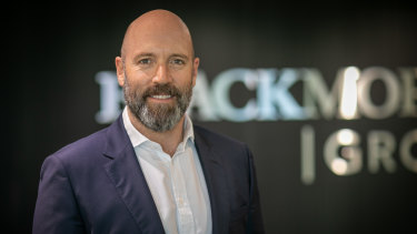 Sales of immunity boosters have been flying over the past months, says Blackmores chief executive Alastair Symington.