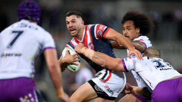 James Tedesco is preparing for a second straight grand final.