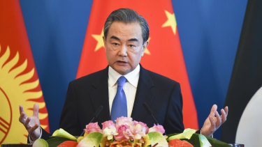 Chinese Foreign Minister Wang Yi will visit North Korea this week.