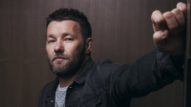 """""""You definitely need laws to protect people"""": Joel Edgerton who is writer, director and star of Boy Erased."""