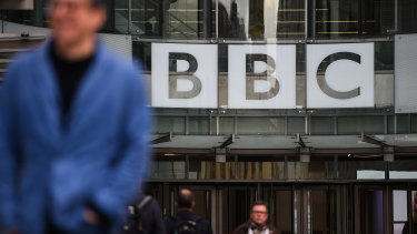 The BBC's funding is generated differently to that of the ABC.