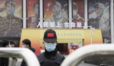China is belatedly vaccinating its own population as highly infectious variants keep popping up.