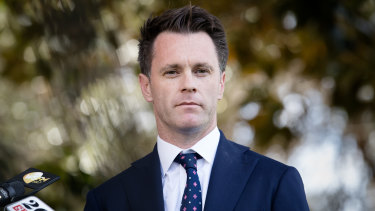 NSW Labor MP Chris Minns is to launch his bid for the party leadership.