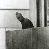 A Palestinian terrorist in Munich, 1972.