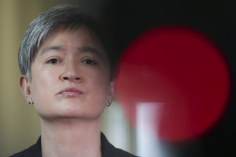 Labor's Senate Leader Penny Wong named donation reform as a key issue.