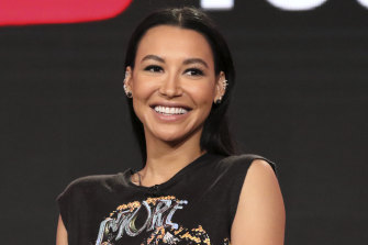 Glee star Naya Rivera went missing at a Southern California lake.