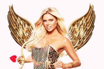 Sophie Monk returns to play cupid as host of season two of Love Island Australia, which sees a cast of attractive singles pairing off in a bid to find love and win a $50,000 prize.