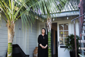 Deb Garske, owner of luxury accommodation 28 Degrees in Byron Bay, is keen to welcome more visitors.