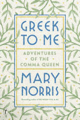 Greek to Me is Norris's second book.