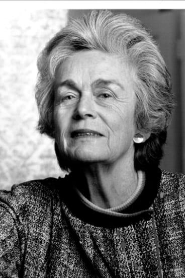 Dame Beryl Beaurepaire, 1988.
