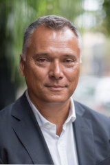 The Australian Dream examines race relations in Australia through the dual prism of the story of AFL footballer Adam Goodes and the words of journalist Stan Grant (pictured).