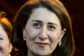 NSW Premier Gladys Berejiklian says there needs to be a national reform of the building industry.