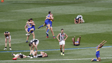 Memories of last year's grand final will still be with the Magpies, who appear much stronger for 2019's rematch.
