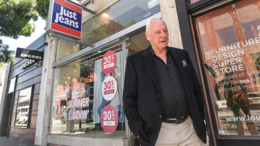 A 48-year veteran of the industry, Peter Sheppard is no retail slouch.