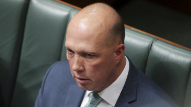 Scott Morrison can scarce afford to lose Peter Dutton.