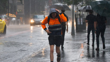 Wet weather to douse steamy south-east corner - The Reports