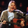 Kurt Cobain's Unplugged guitar tipped to fetch $1.5m plus at auction
