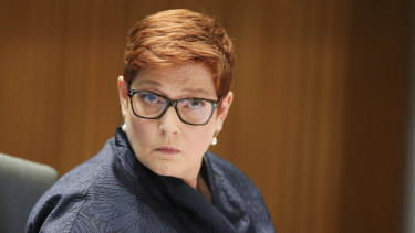 Senator Marise Payne.