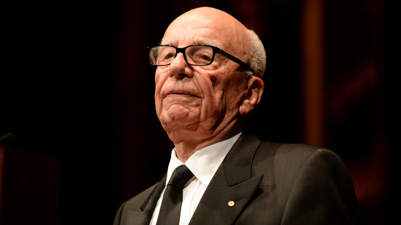 Rupert Murdoch gives up bonus as News Corp grapples with pandemic impact – The Age