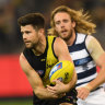 Second preliminary final: Richmond v Geelong