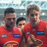 Tom Lynch and Steven May: A tale of two Suns
