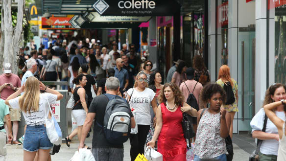 Queen Street Mall one of priciest retail spaces in Asia Pacific